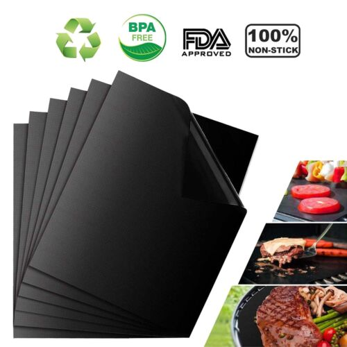 Baking Mats Oil-Proof Paper Baking Oven BBQ Tool Non-Stick Silicone Baking Mat