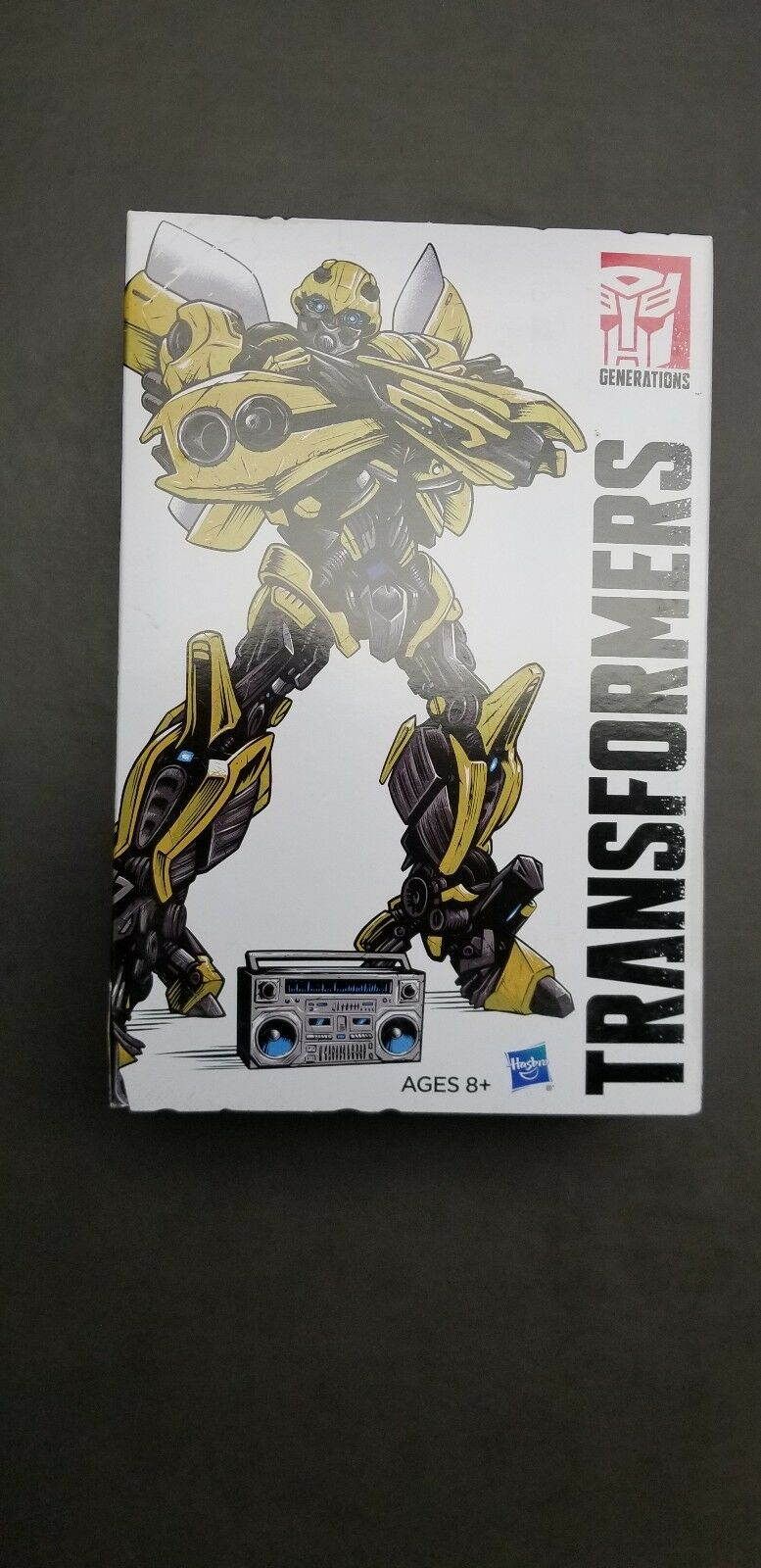 SDCC 2018 Comic Con EXCLUSIVE Transformers Bumblebee Movie Vehicle