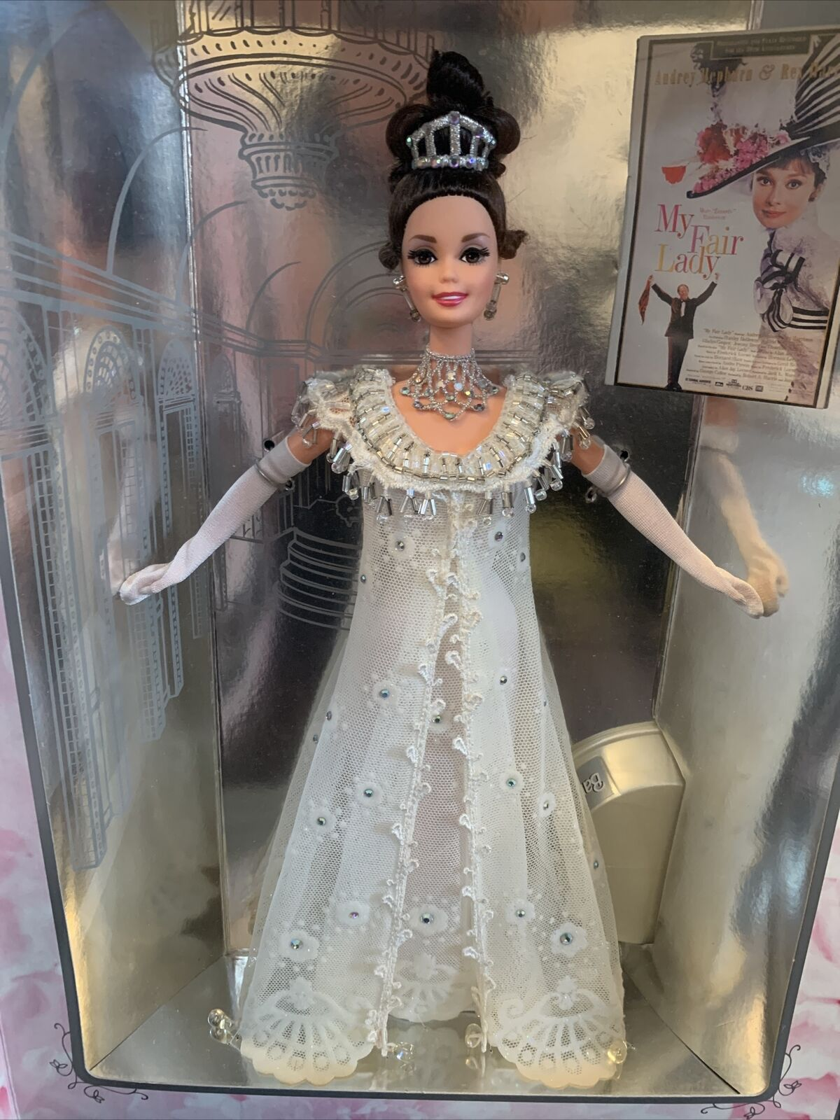 Barbie Doll As Eliza Doolittle From My Fair Lady At The Embassy Ball 15500 For Sale Online Ebay