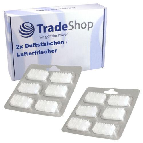 12 Duftstäbchen Geruchsfilter für Vorwerk Kobold VK131 VK135 VK1312 VK140