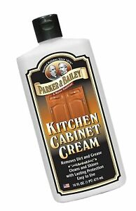 Parker And Bailey Kitchen Cabinet Cream Wood Cleaner And