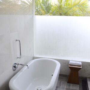 glasdekor folie fenster sichtschutz milchglas t ren. Black Bedroom Furniture Sets. Home Design Ideas