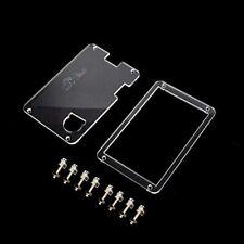 Transparent Clear Acrylic Case For Nextion Enhanced 35 Uart Hmi Lcd Resistive