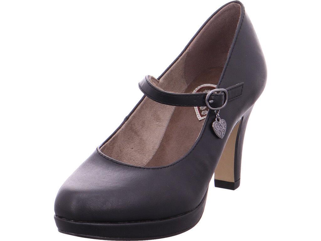 S. Oliver negro-negro señora Pump negro-negro Oliver 403a2d