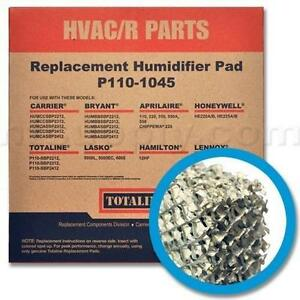 OEM CARRIER / PAYNE/ BRYANT P110-1045, P1101045 HUMIDIFIER ...