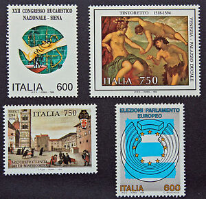 Italy-Stamp-Stamp-Italy-Yvert-and-Tellier-N-2067-IN-2070-N-cyn4