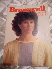 Vintage Bramwell Fashions Book 2 Knitting Patterns
