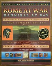 NEW Rome at War: Hannibal at Bay war game from Avalanche Press FREE SHIPPING!