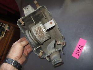 HONDA-ATC200X-AIR-FILTER-CLEANER-BOX-ATC-200-X-1984-CARB-BOOT