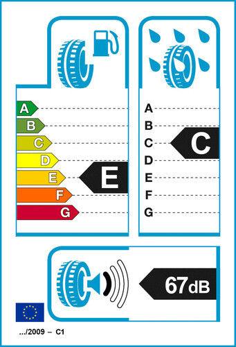 1x Yokohama BluEarth-A AE-50 205 40 R17 80H Auto Reifen Sommer