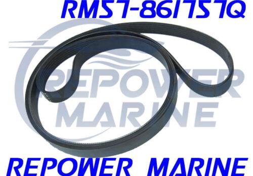 57-861757Q Serpentine Belt for Mercruiser V6 /& V8 Bravo Repl