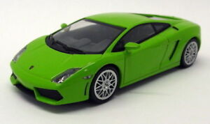 Minichamps-1-43-SCALA-DIECAST-21AUG2018D-Lamborghini-Gallardo-Lime-Verde
