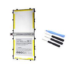 HA32ARB SP3496A8H 1S2P Battery For Samsung Google Nexus10 Tablet GT-P8110 +Tools
