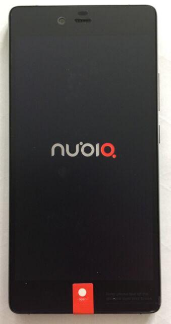 "Nubia Z9 mini Dual SIM 13 megapíxel WLAN Android SmartPhone NEGRA LTE 5"" Wi-Fi"