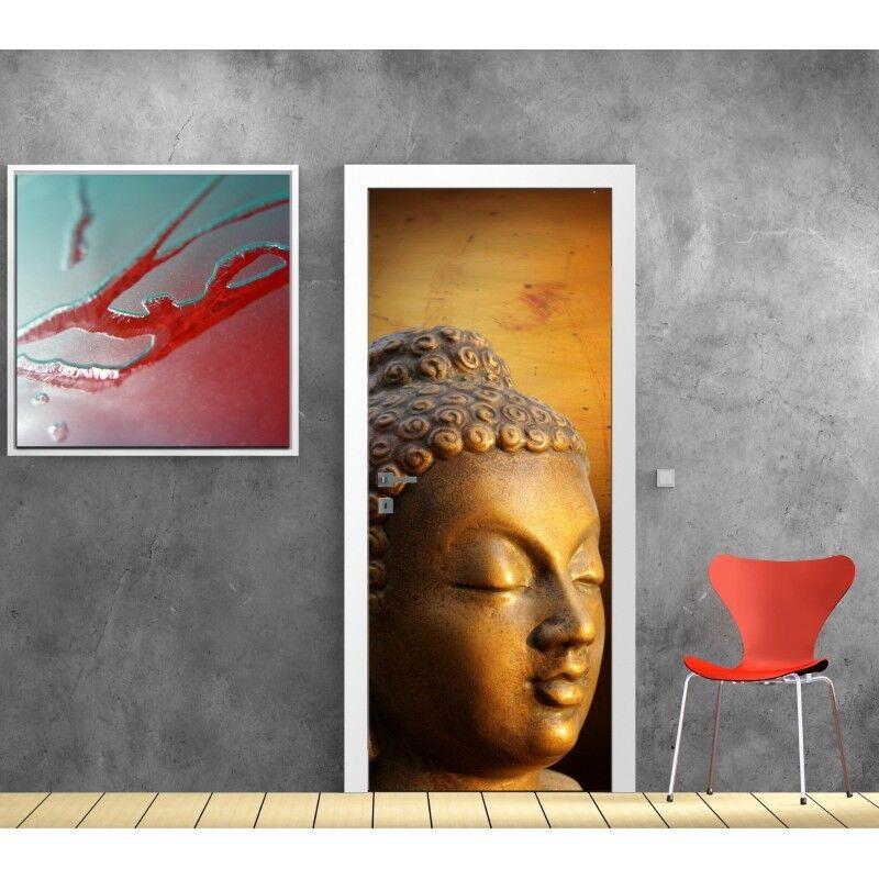 Cartel Póster para Puerta - Buda 724 Arte Decoración Pegatinas