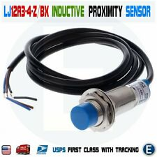 Lj12a3 4 Zbx Inductive Proximity Sensor Detection Switch Npn Dc6 36v Usa