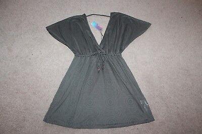 *** Nuovo *** Top Da Donna Stivali Per Costume Da Bagno Taglia M Medium Cachi Nuovo-mostra Il Titolo Originale
