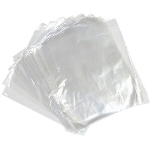 Image Is Loading 1000 Clear Plastic Polythene Bags 5x7 034 80