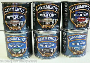 Hammerite Garage Door Paint Grey