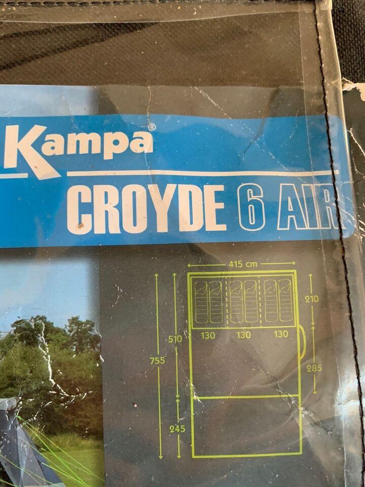 Kampa Croyde 6 Air