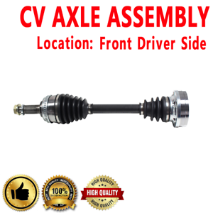 1x Front Passenger Side CV Axle For CAMRY SOLARA Automatic Transmission V6 3.0L
