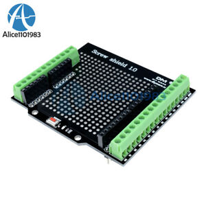 Proto-Screw-Shield-for-Arduino-Open-Source-Reset-Button-D13-LED-NEW