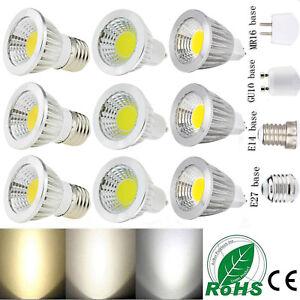 Ultra-Bright-MR16-GU10-E27-E14-Dimmable-6W-9W-12W-LED-COB-Spot-Light-Bulbs-CREE