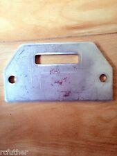EZGO Bench Seat Hinge Base Plate, TXT/Medalist Golf Cart,Female Plate 616132
