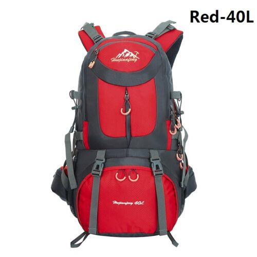 50L Outdoor Camping Backpack Rucksack Travel Climbing Hiking Day Packs Trekking