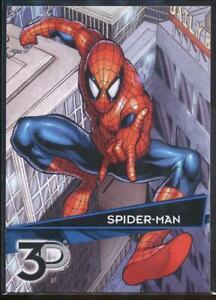 2015-Marvel-3-D-Trading-Card-31-Spider-Man