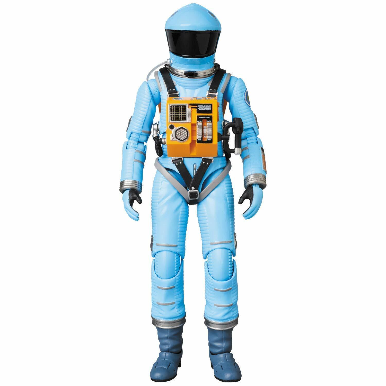 Medicom Toy Mafex 090 Raum Suit Hellblau Version 2001 A Raum Odyssey Japan