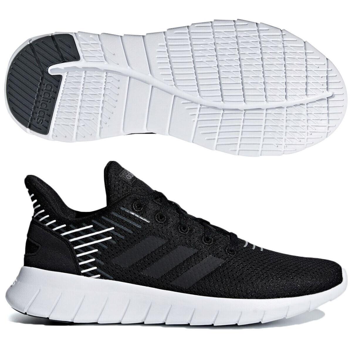Adidas Mujer Zapatillas Zapato asweerun Cloudfoam entrenamiento work out F36339 Nuevo