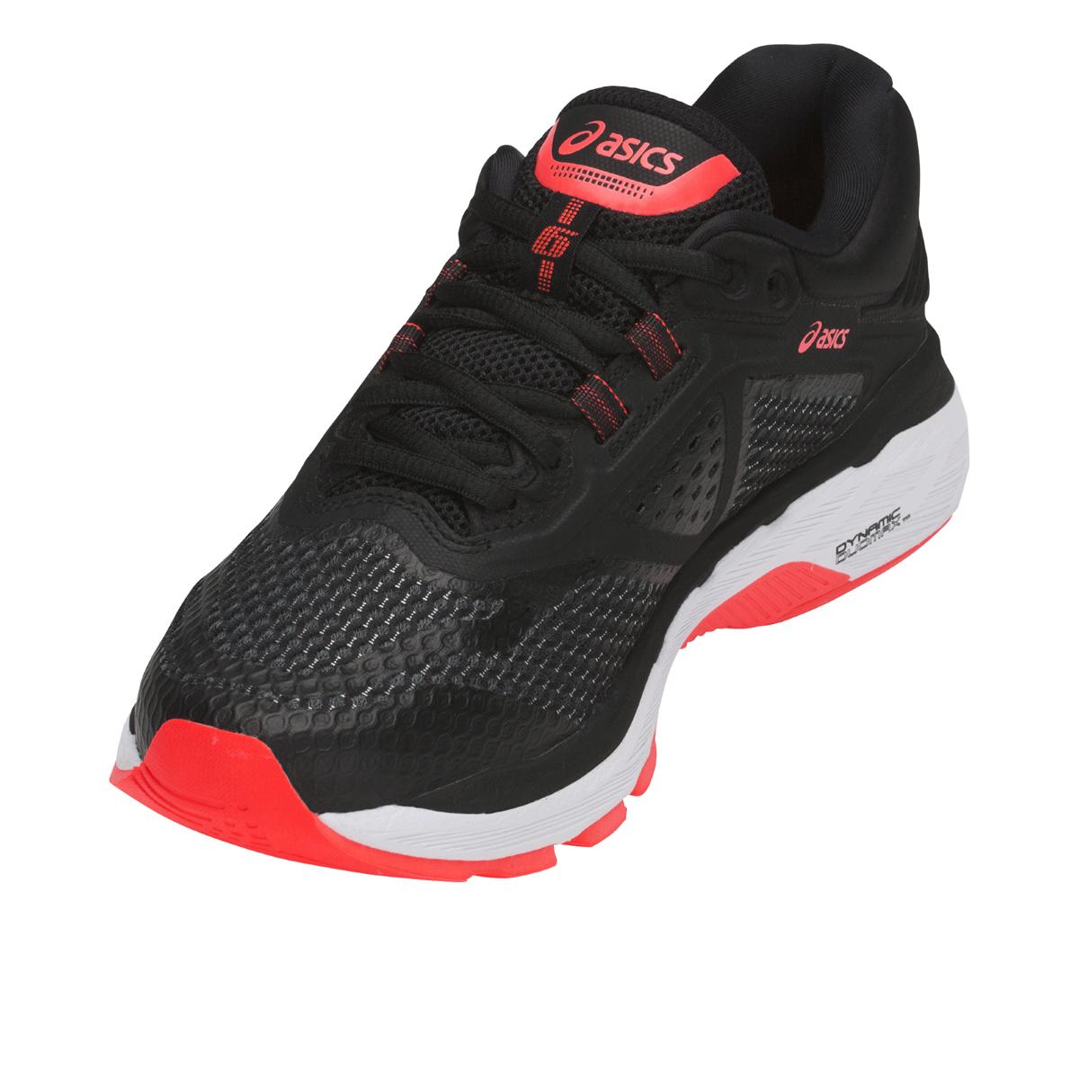 Asics GT-2000 6 - - Damen Laufschuhe - 6 Running - Schwarz-Coral - T855N-001 59932c