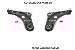 For Peugeot 207 Front Suspension Wishbone Arms Pair Complete 2006 2013 Ebay
