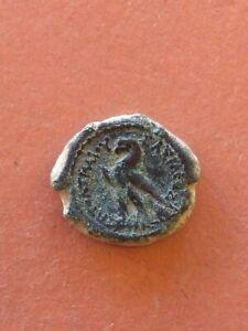 Ptolemaic-Kingdom-Egypt-Alexandria-30BC-AE-2-5g-16mm-RARE