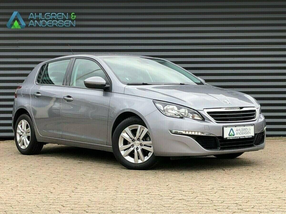 Peugeot 308 1,6 BlueHDi 120 Active 5d
