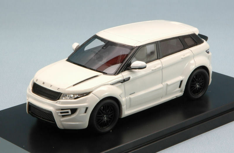 Range Rover Evoque Onyx Onyx Onyx Rogue Edition 2012 White 1 43 Model PREMIUMX c7c7e0