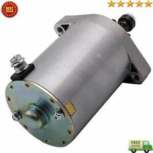 Starter-Motor-For-Kawasaki-21-5-24Hp-FR651V-FR691V-FR730V-FS481V-Zero-Turn-Mower