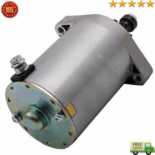Starter Motor For Kawasaki 21 5-24Hp FR651V FR691V FR730V FS481V Zero Turn  Mower