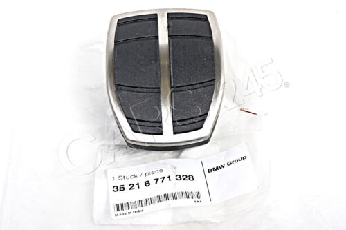 Genuine Rubber Pad For Brake Clutch Pedal BMW Manual Gearbox 35216771328