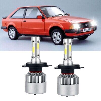 Ford Orion MK1 Super White Xenon HID Upgrade Parking Beam Side Light Bulbs