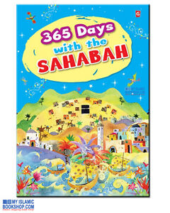 365-Days-with-the-Sahabah-Muslim-Islamic-Children-Kids-Stories-Book-Gift-Ideas