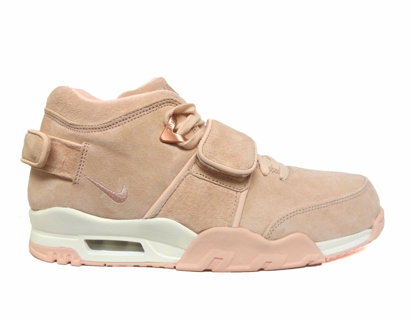 Nike Men's Air Trainer V. CRUZ QS Suede Shoes Orange Quartz 821955-800 b Great discount New shoes for men and women, limited time discount
