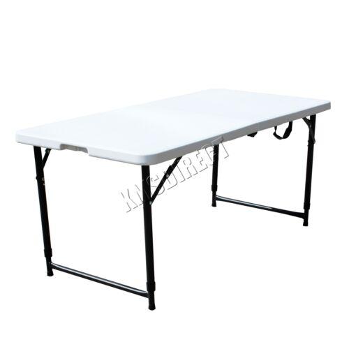 1.2 M pliant Chevalet de Table en Plastique Camping Jardin De Rechange Réparation Westwood 4 ft environ 1.22 m