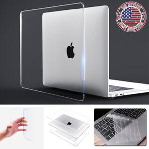 "Pour 2018-2020 Macbook Air Pro 13"" 16"" touch Clear Coque ..."