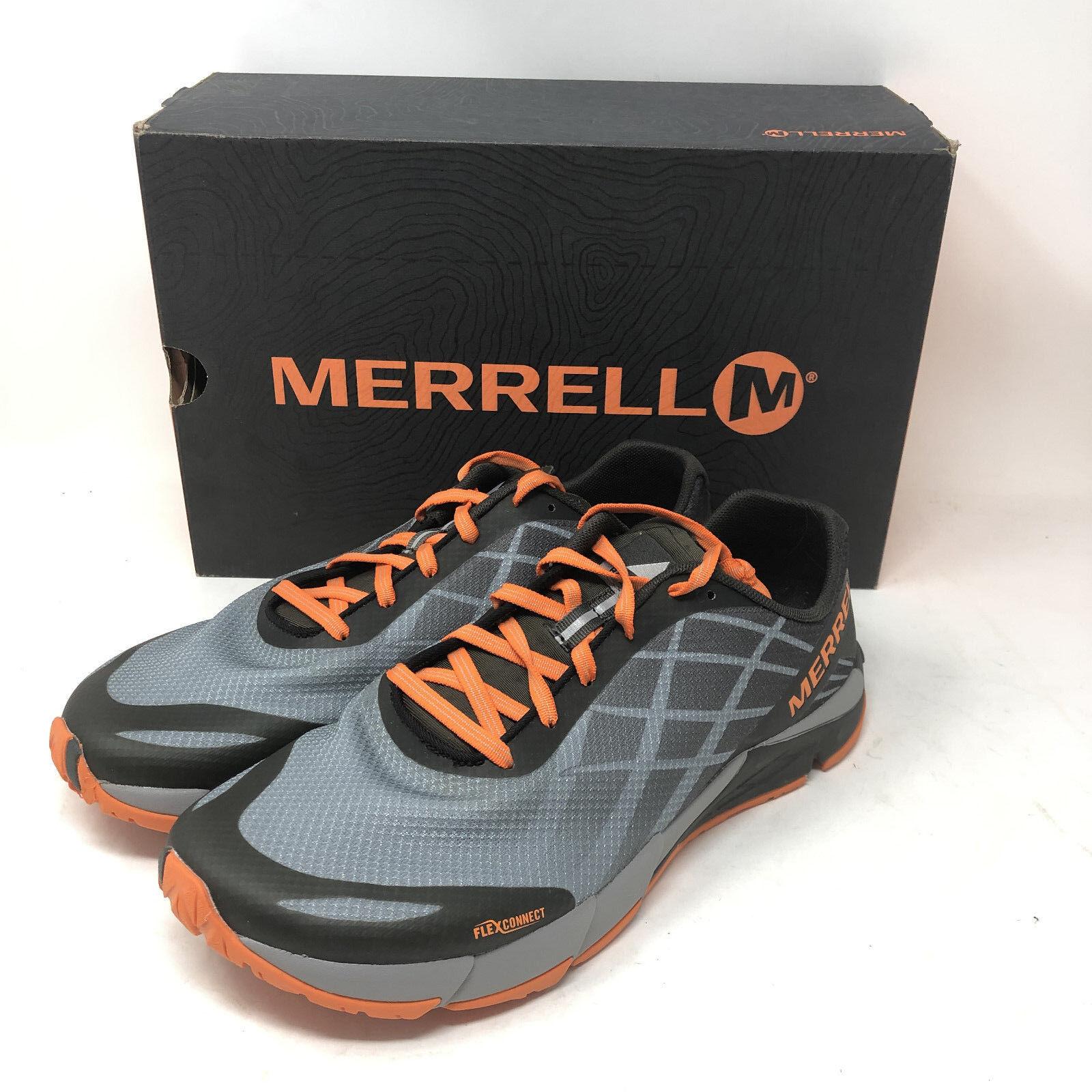 Merrell Mens 9.5 Bare Access Flex Paloma Trail-Running schuhe