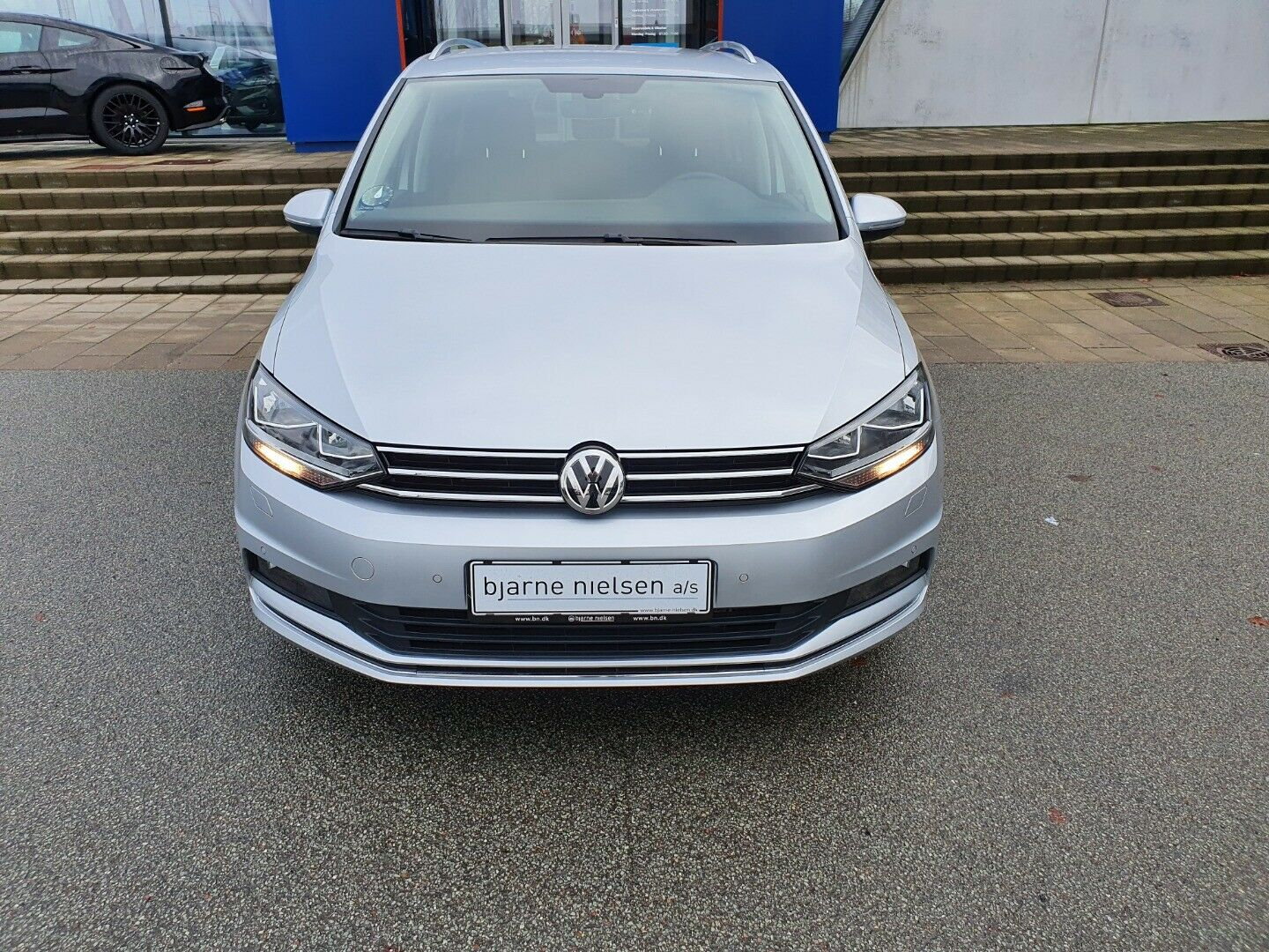 VW Touran 1,5 TSi 150 Highline DSG 7prs - billede 2
