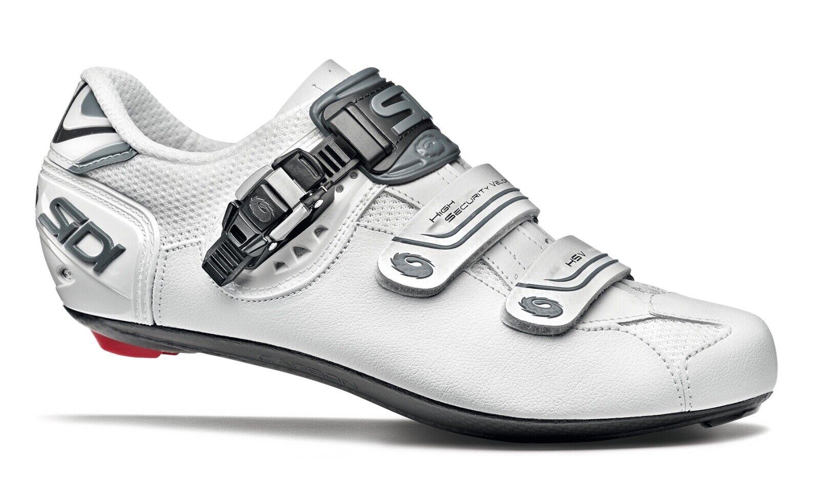 Zapatos blancoos Sidi Genius 7.