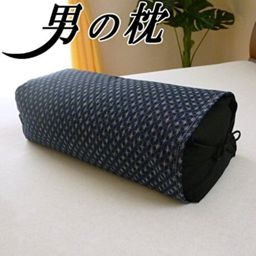 New Buckwheat Bozumakura Man Pillow Adjustable Height Breathe Well Fast Shipping