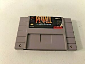 Pitfall-The-Mayan-Adventure-SNES-1994-CARTRIDGE-ONLY
